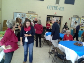 10/26/14 -  Community in Christ Oktoberfest  Reception