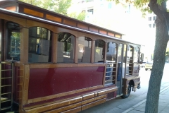 11/20/14 - Sealed Air Corp Trolley Tour of Uptown Charlotte