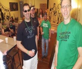 3/12/16 St. Patrick's Day-ish Brew Ha Ha Tour
