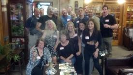 4/24/13 Charlotte Cigar Lovers Meetup @ Burner\'s Cigar Lounge