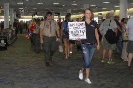 7/26/13 Boy Scouts Puerto Rico Council