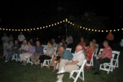 8/19/11 -  Merrill Lynch Murder Mystery Party at Beaver Dam, Davidson