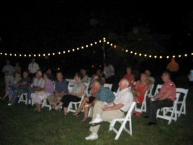 8/19/11 -  Merrill Lynch Murder Mystery Party at Beaver Dam, Davidson