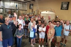 Private Distillery Tour for Trilogy 5-7-19