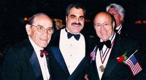 Peter Cuocolo (Owner of CSEG) seen with Yogi Berra and Joe Garagiola...The Baseball Legends!