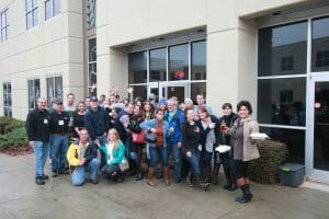 12.6.14 - Brew Ha Ha Tour Group Picture @ D9 Brewery